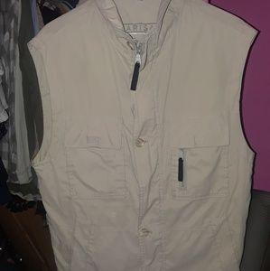 Barisal Sleeveless jacket